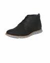 Van Heusen Black Casual Shoes