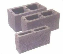 Rectangular Hollow Cement Block Bricks