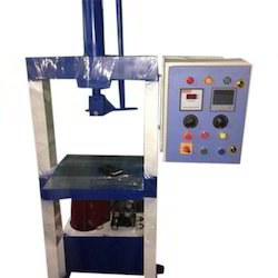 Single Die Hydraulic Paper Plate Machine
