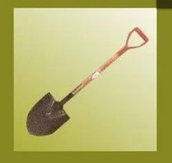 Round Nose Shovel with Y Handle