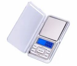 Digital Pocket LCD Weighing, 200 g/0.01 g-Personal Scale