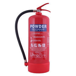 Extinguishers Dry Powder