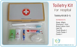 Toiletry Kit, Pack Size: Compact