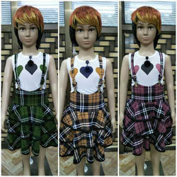 Girls Cotton Dungri Skirt