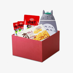 Snacks Box