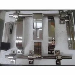 Stainless Steel Polished Door Kit