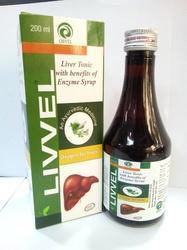 Liver Tonic With Benefits Of Enzyme Syrup