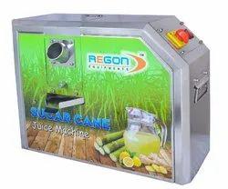Commercial Sugarcane Juice Machine, Capacity: 300 Glass Pr Hour