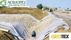 Polyester Geotextile for Drainage