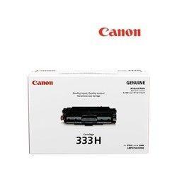 Canon Original 333 Black Toner Cartridge