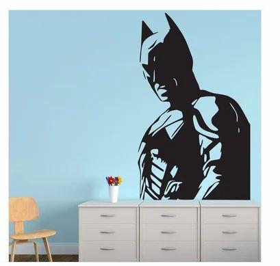 Lovely Batman Wall Sticker