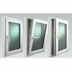 LG Hausys UPVC Tilt Turn Window