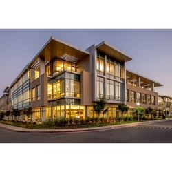Commercial Office Building Construction Service