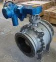 4matic Flanged End High Pressure Ball Valve, Model: 4m_hp_blv, Size: 8mm To 50mm