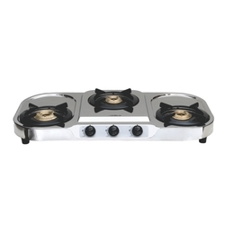 Elica Inox 763 SS 76 Cm Stainless Steel Cooktops