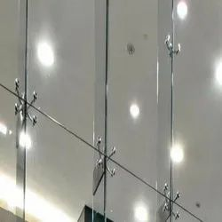 Glass Spider Fitting Service