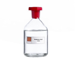 Sulphuric Acid (98%) - View Specifications & Details of Sulphuric