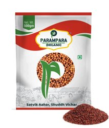 Parampara Organic Natural Finger Millet (Ragi / Nachni), Packaging Type: Pouch