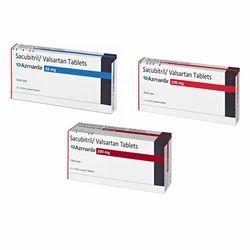 Sacubiatril / Valsartan Tablets