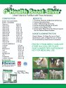 Goat & Sheep Multivitamin Feed Supplement WIth Trace Minerals  (G Health Boost Silver)
