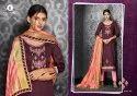 Embroidered Churidar Salwar Suits