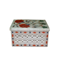 Marble Flower Box