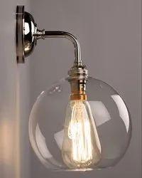 12 Watt Warm White Glass Light For Decoration
