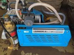 Second hand 5 hp Used Junior Bauer Breathing Air Compressor