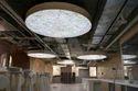 Round Av Style Stretch Ceiling