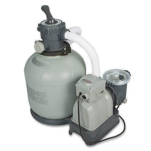 Clear Sand Filter Pump
