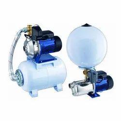 Hydro Pneumatic Pressure Pump System