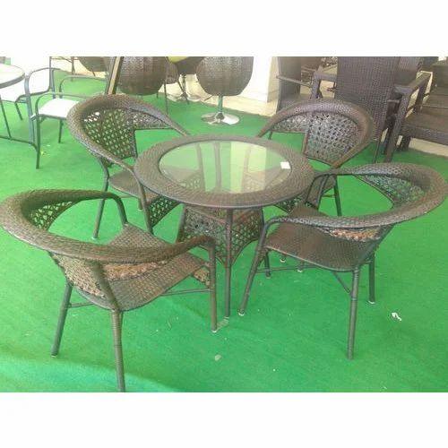 Pride Wooden Designer Garden Chair Set