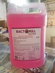 Bactokill Hand Rub/sanitizer