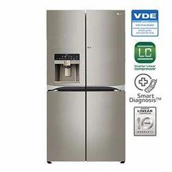889 Liters French Door Water Ice Dispenser Refrigerator