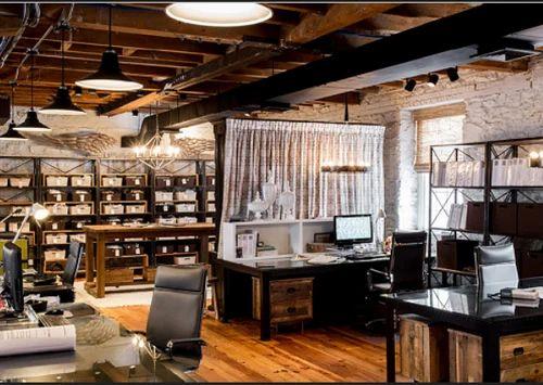 service provider of commercial interior design services corporate