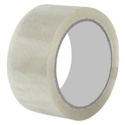 10-25 Meter Transparent BOPP Self Adhesive Packaging Tapes, Feature: Water Proof