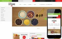 Online Android And Ios Grocery Selling Application