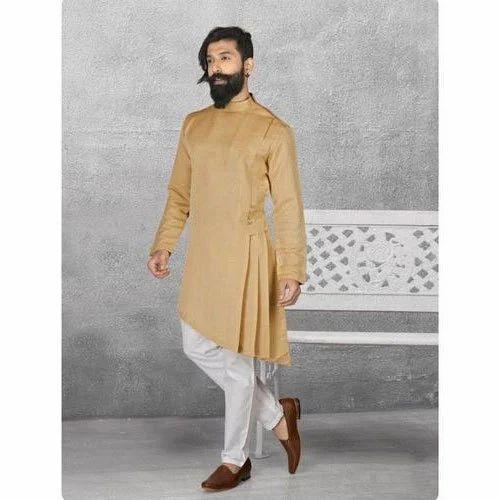 967fb87cc6 Party Wear 36 And 38 Mens Indo Western Kurta Pajama, Rs 2950 /set ...