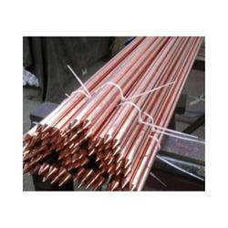 Round Rod Copper Earthing Rod