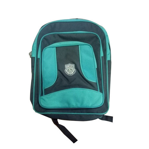 61c5d930fa8 Polyester Black Synthetic School Bags
