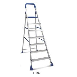 Seven Steps Aluminum Ladder