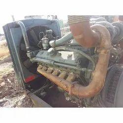 60 Hz Three Phase Used Detroit Diesel Generator