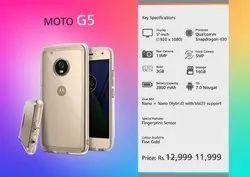 Moto G5.