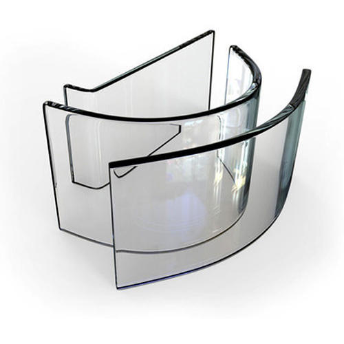 Transparent 4mm To 19mm Bent Annealed Glass, Rs 1250 /square feet Ribgyov  Glasso | ID: 13939322597