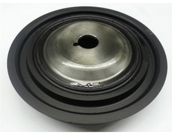 Rubber Idler Pulley