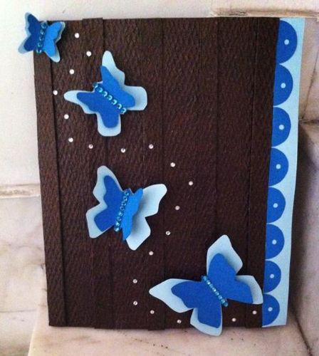 Birthday cards handmade photo frames from new delhi handmade greeting cards m4hsunfo