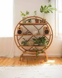 Bamboo Stand Alone Rack