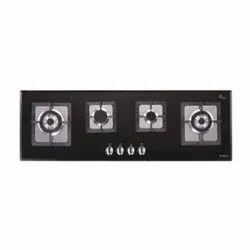 QJC 4B 120 CI DX N Brass Burners, Size: 120 Cm