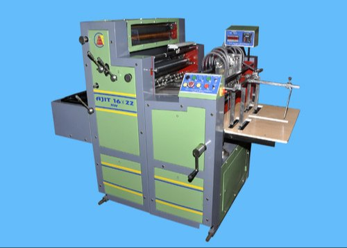 Wedding Card Printing Machine, Automation Grade: Fully Automatic