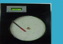 Chart mechanical recorder strip